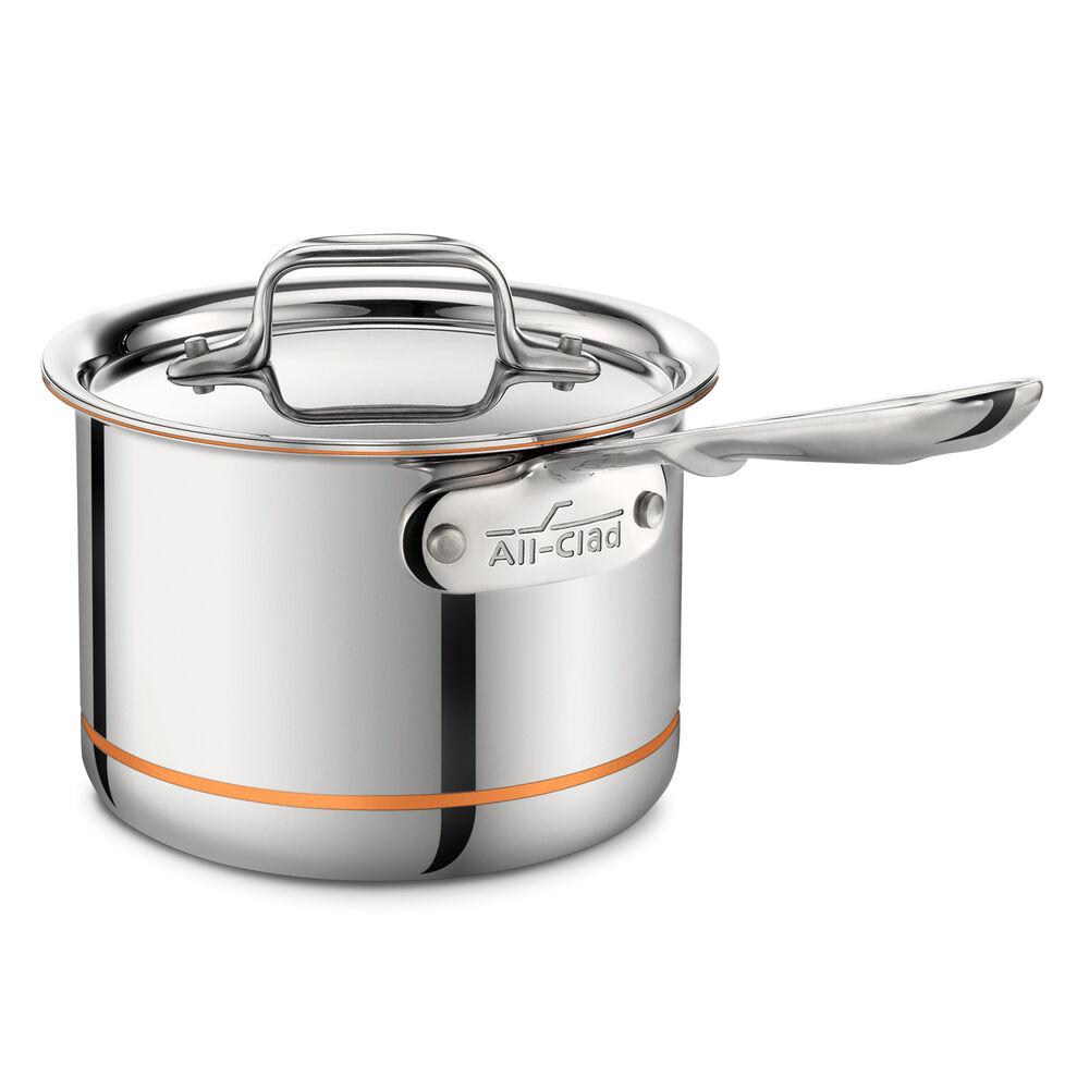 All-Clad Copper Core Double Boiler, 2 qt.