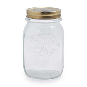 Bormioli Rocco Quattro Stagioni Jars
