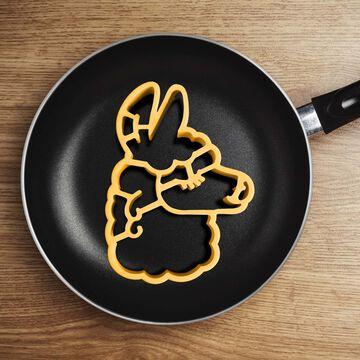 Fred Funny Side Up Llama Egg Mold