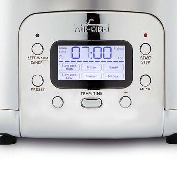 All-Clad Cast Iron Electric Dutch Oven, 5 qt.