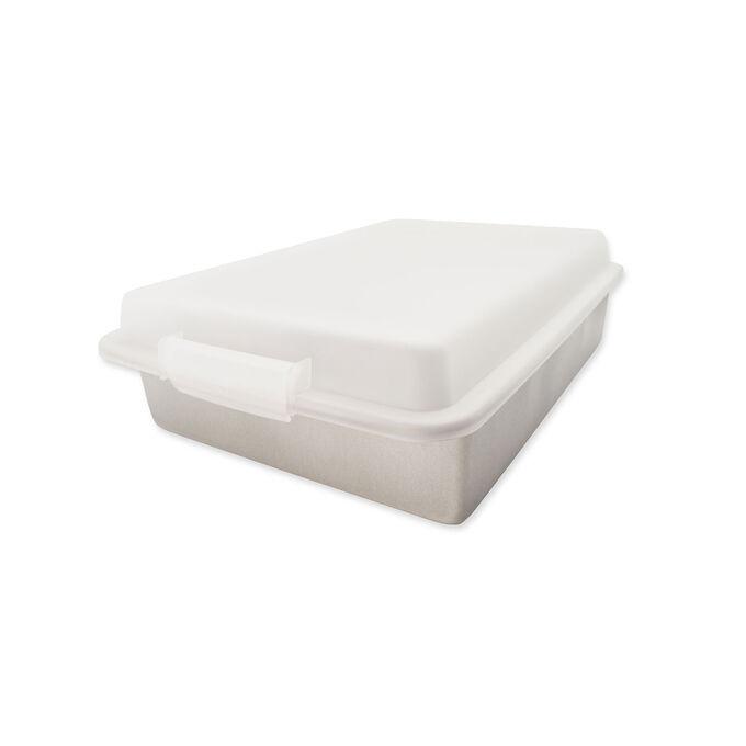 USA Pan Lasagna Pan & Lid Set
