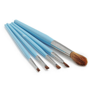 Ateco Artist Brushes, Set of 5
