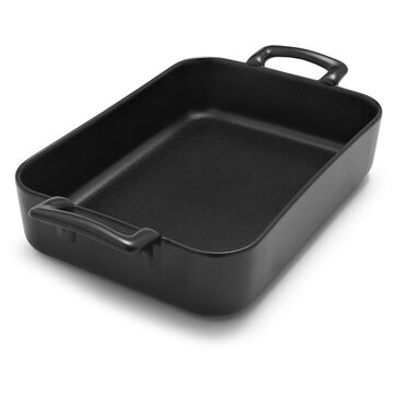 Revol Belle Cuisine Black Rectangular Baker