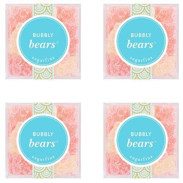 Sugarfina Bubbly Bears, Set of 4