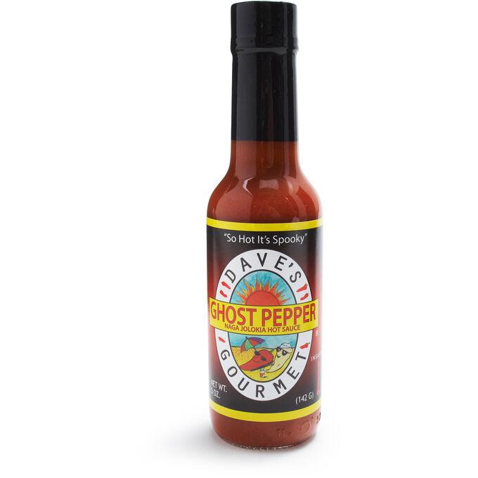 Dave's Gourmet Ghost Pepper Hot Sauce