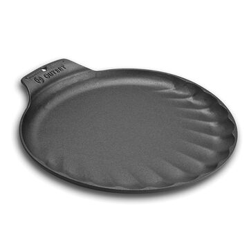 Cast Iron Scallop Pan