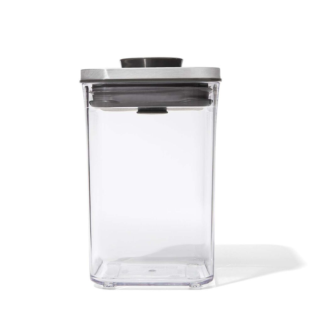 OXO SteeL POP Small Square Containers