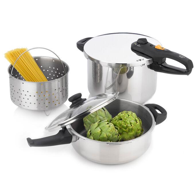 Zavor Duo Combi 5-Piece Pressure Cooker