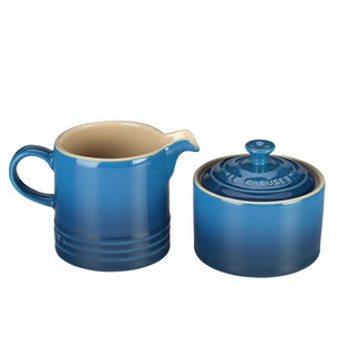 Le Creuset Cream and Sugar Set