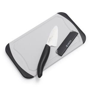 Kyocera 3-Piece Mini Prep Knife & Bar Board Set