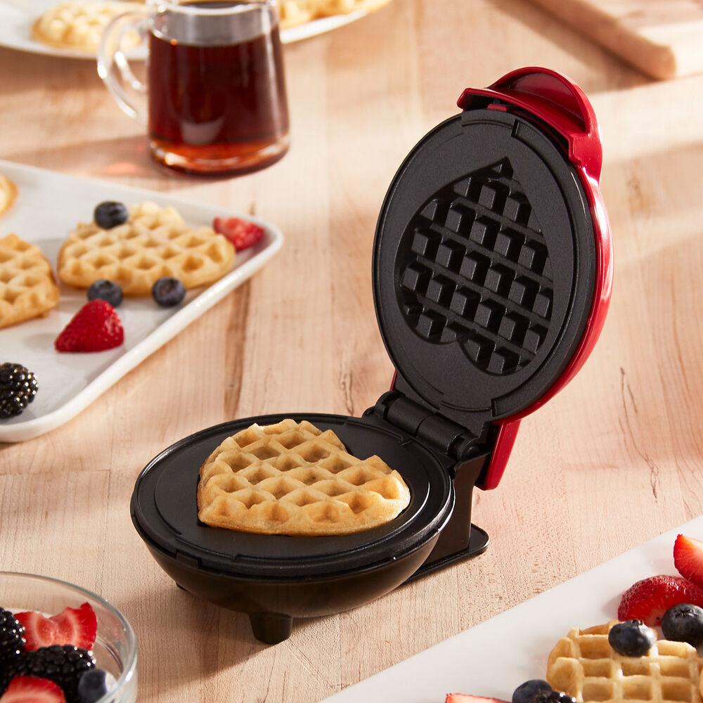 Dash Mini Heart Waffle Maker