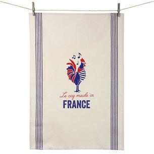 Tissage de L'Ouest Le Coq Made in France Towel