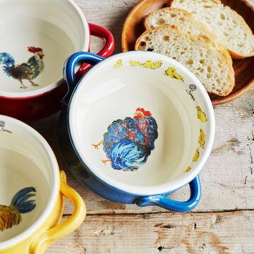 Jacques Pépin Collection Double-Handle Chicks Bowl
