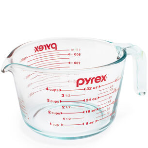 Pyrex Glass Measuring Cups