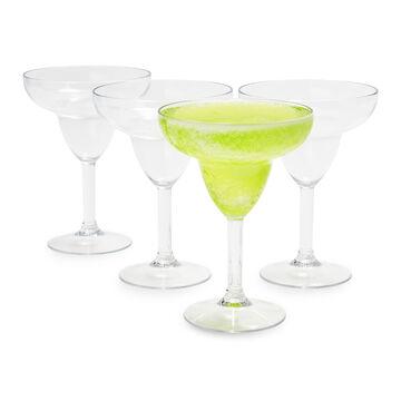 Outdoor Margarita Glasses, Set of 4