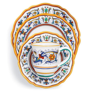 Nova Deruta 16-Piece Dinnerware Set