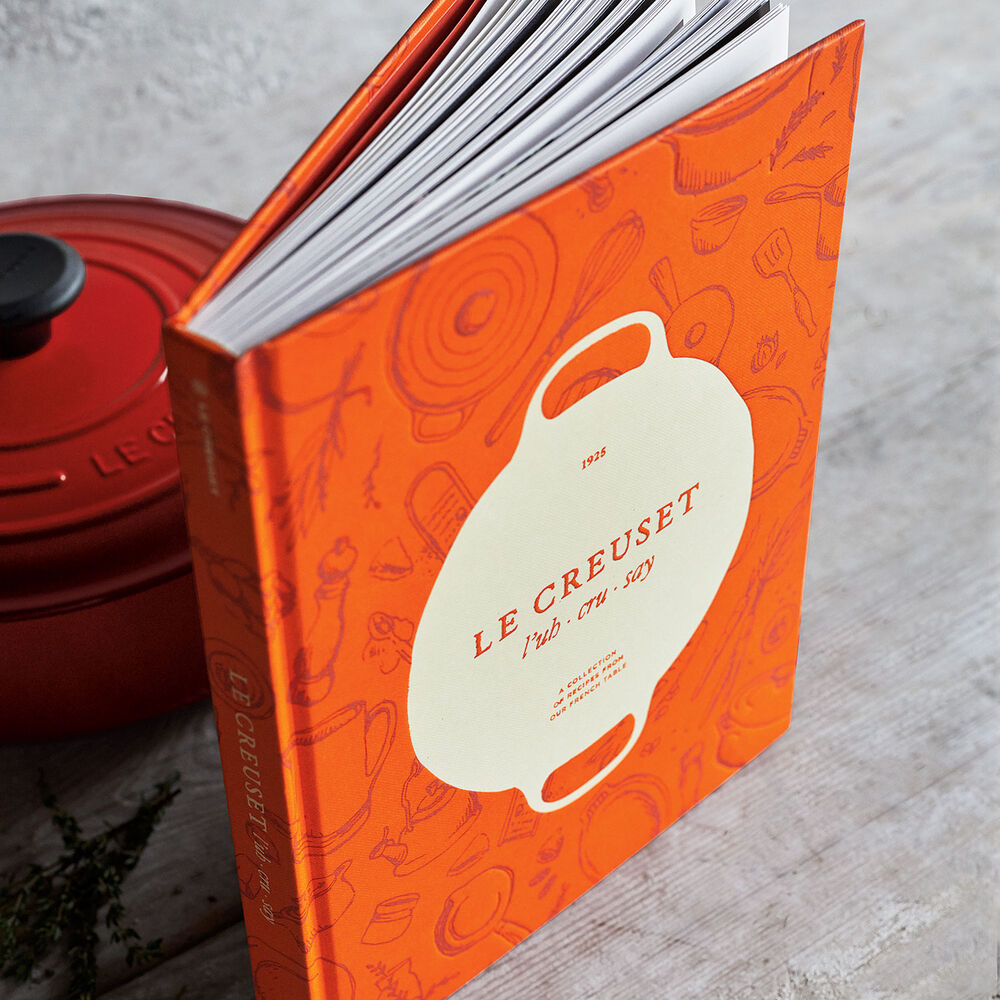 Le Creuset Cookbook: A Collection of Recipes from Our French Table