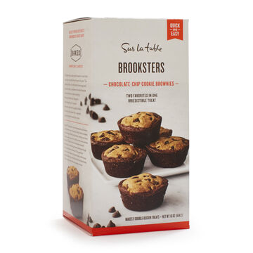 Sur La Table Brooksters (Chocolate Chip Cookie Brownies) Mix