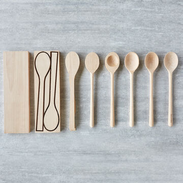 Sur La Table Beechwood Spoon