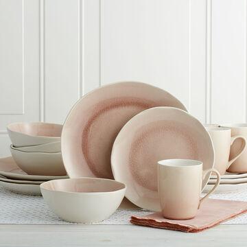 Dahlia 16-Piece Dinnerware Set