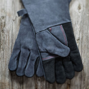 Rösle Leather Grill Gloves