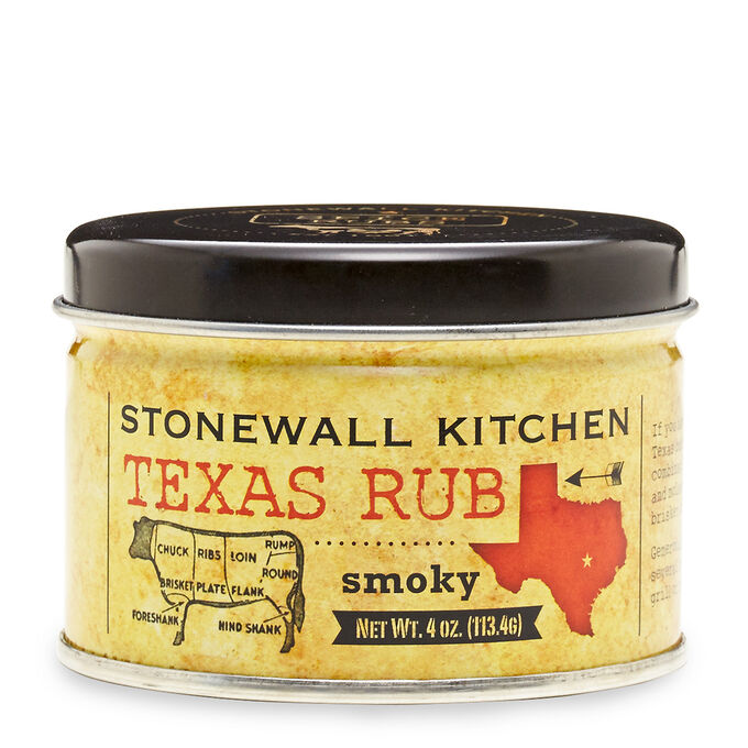 Stonewall Kitchen Texas Rub