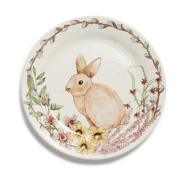 Bunny Salad Plate