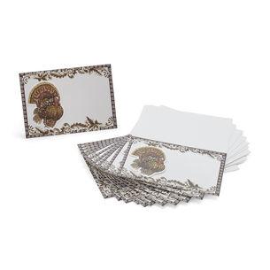 Turkey Place Cards, Set of 12