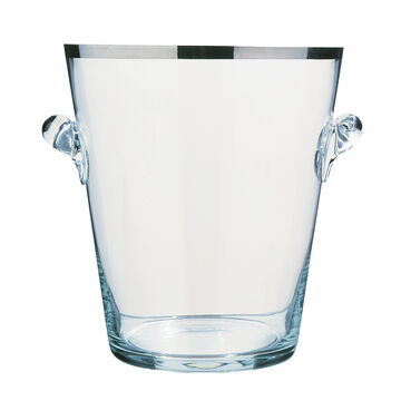 Peugeot Glass Champagne Bucket