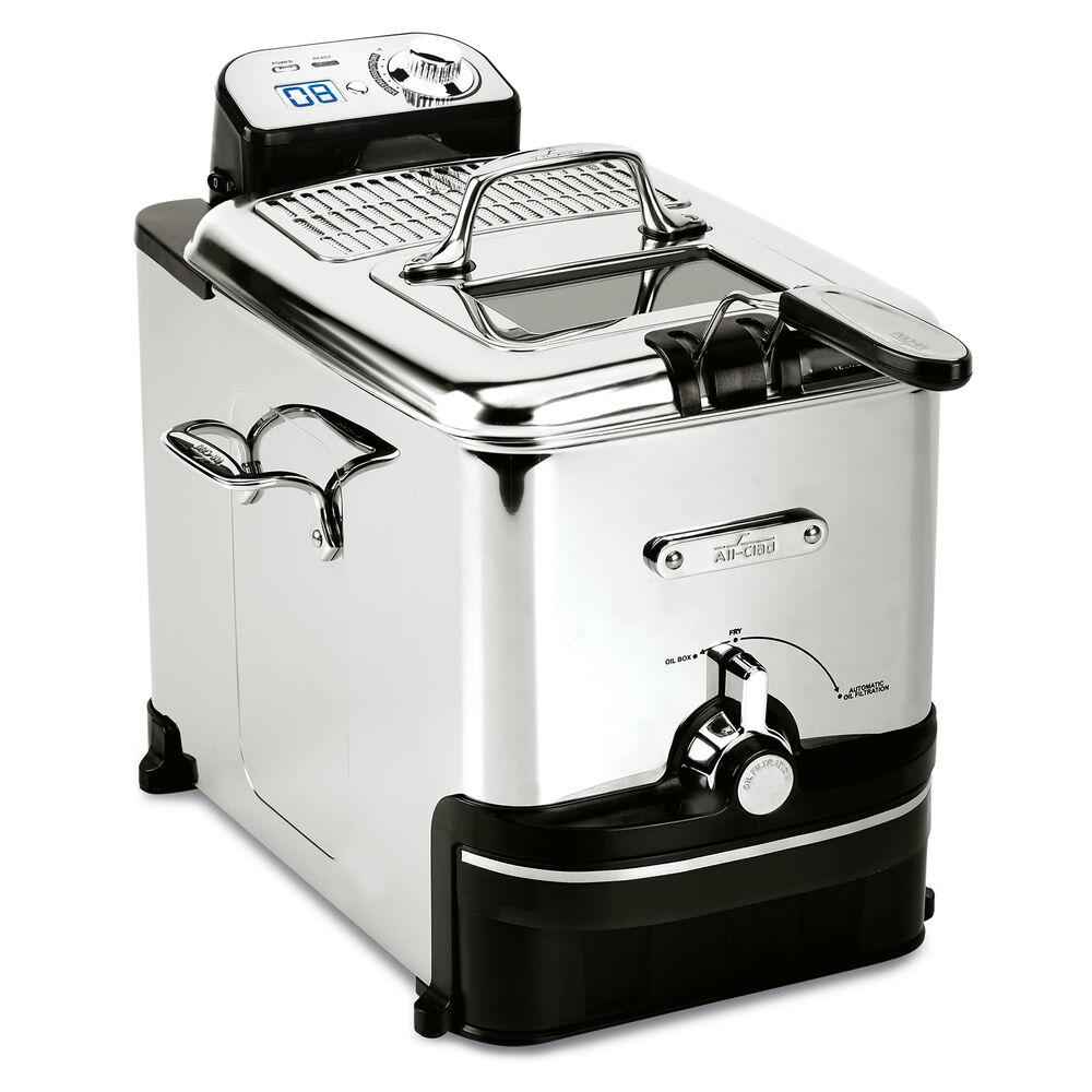 All-Clad Deep Fryer, 3.5L