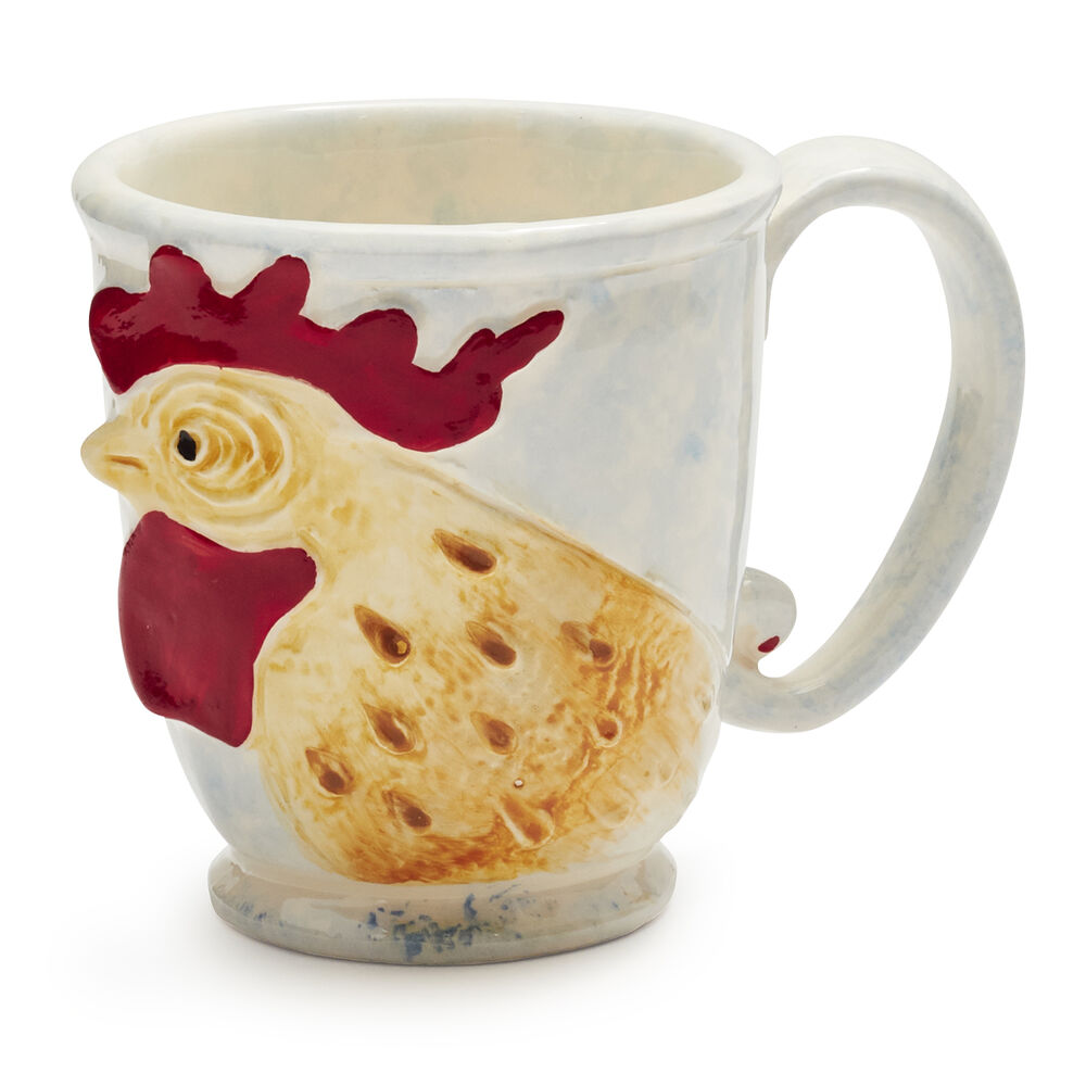 Jacques Pépin Collection Figural Chicken Mug