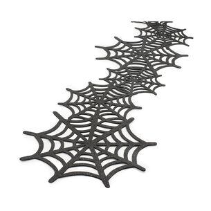 """Halloween Bat Felt Runner, 72"""" x 12"""""""