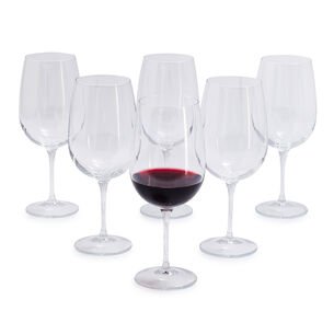 Sur La Table by Bormioli Rocco Red Wine Glasses, Set of 6