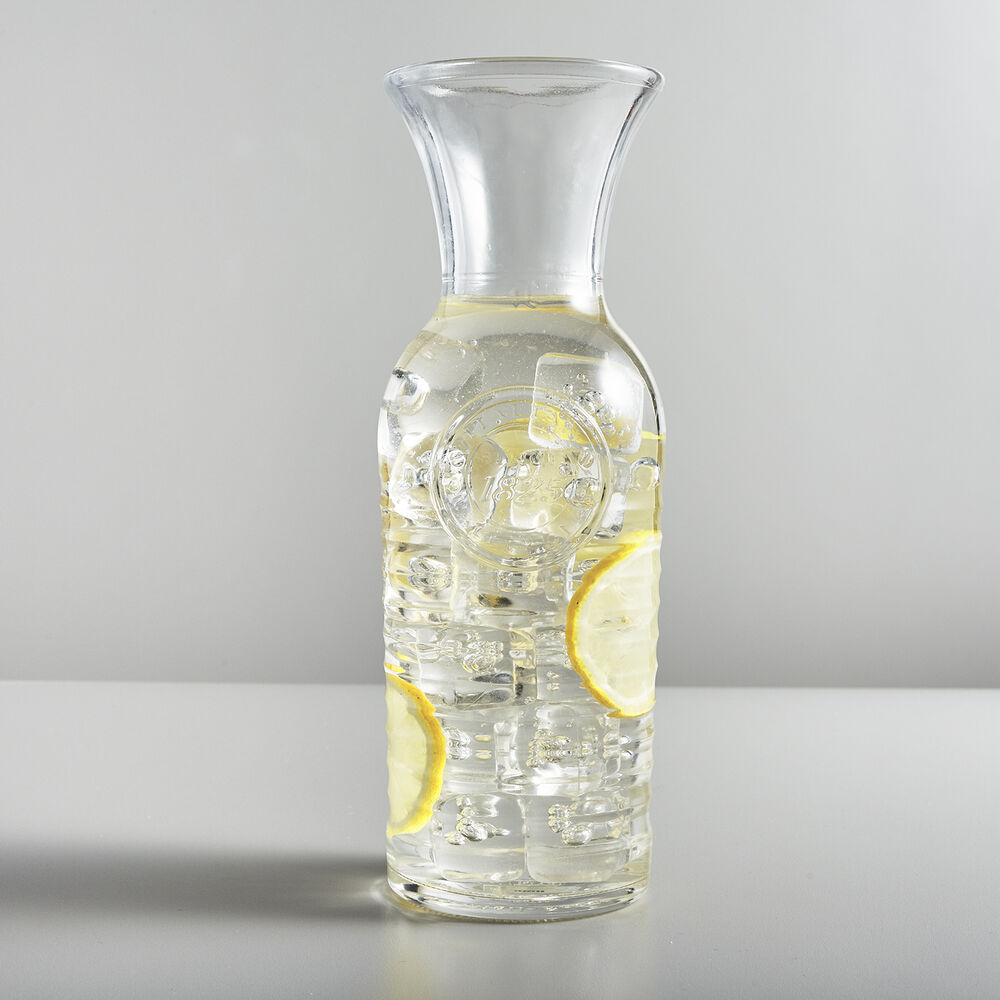 Bormioli Rocco Officina Glass Carafe, 33.75 oz.