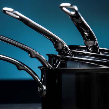 Hestan NanoBond Titanium Saucepans
