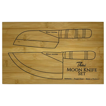 Verve Culture Moon Knife 2-Piece Set