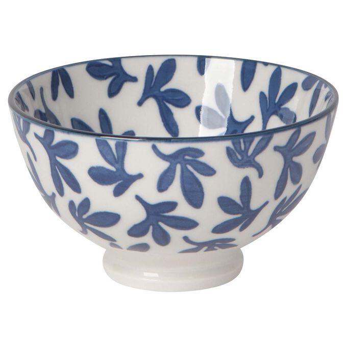 "Stamped Floral Pattern Bowl, 4"""
