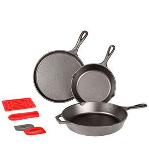 Lodge Logic Cookware, Set of 7