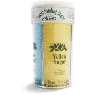 Pastel Sanding Sugars, 4 Colors
