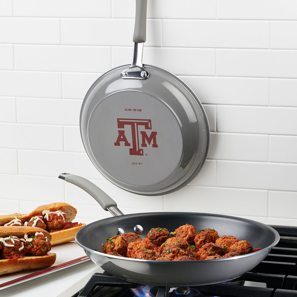 Texas A&M Game Day Nonstick Skillet