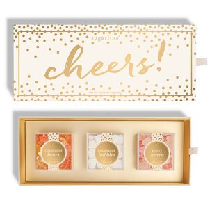Sugarfina Cheers Candy Bento Box
