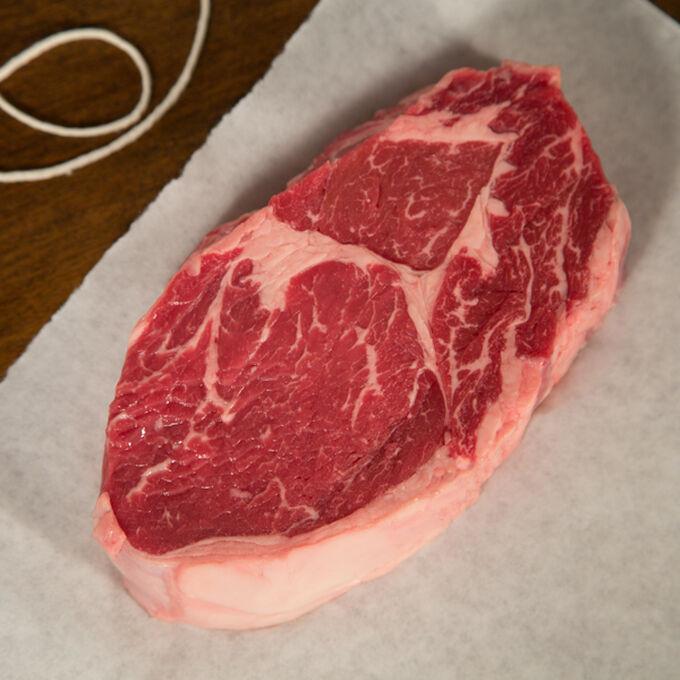 Porter & York Boneless Ribeye Steak, Pack of 4