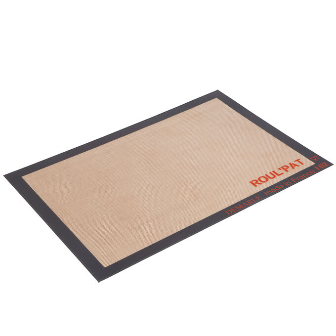 """Roul 'Pat Silicone Pastry Mat, 31½&#34 x 23"""""""