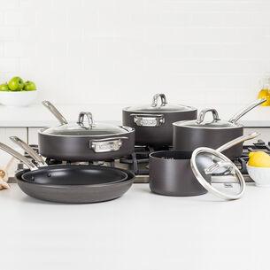 Viking Hard Anodized Nonstick 10-Piece Cookware Set