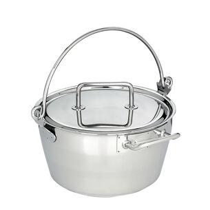 Demeyere RESTO Maslin Pan, 10.6 qt.