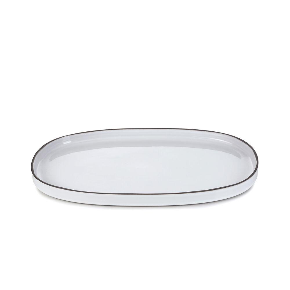 "Revol Caractère Oval Platter, 18.25"" x 11.25"""