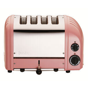 Dualit Pink Four-Slice Toaster