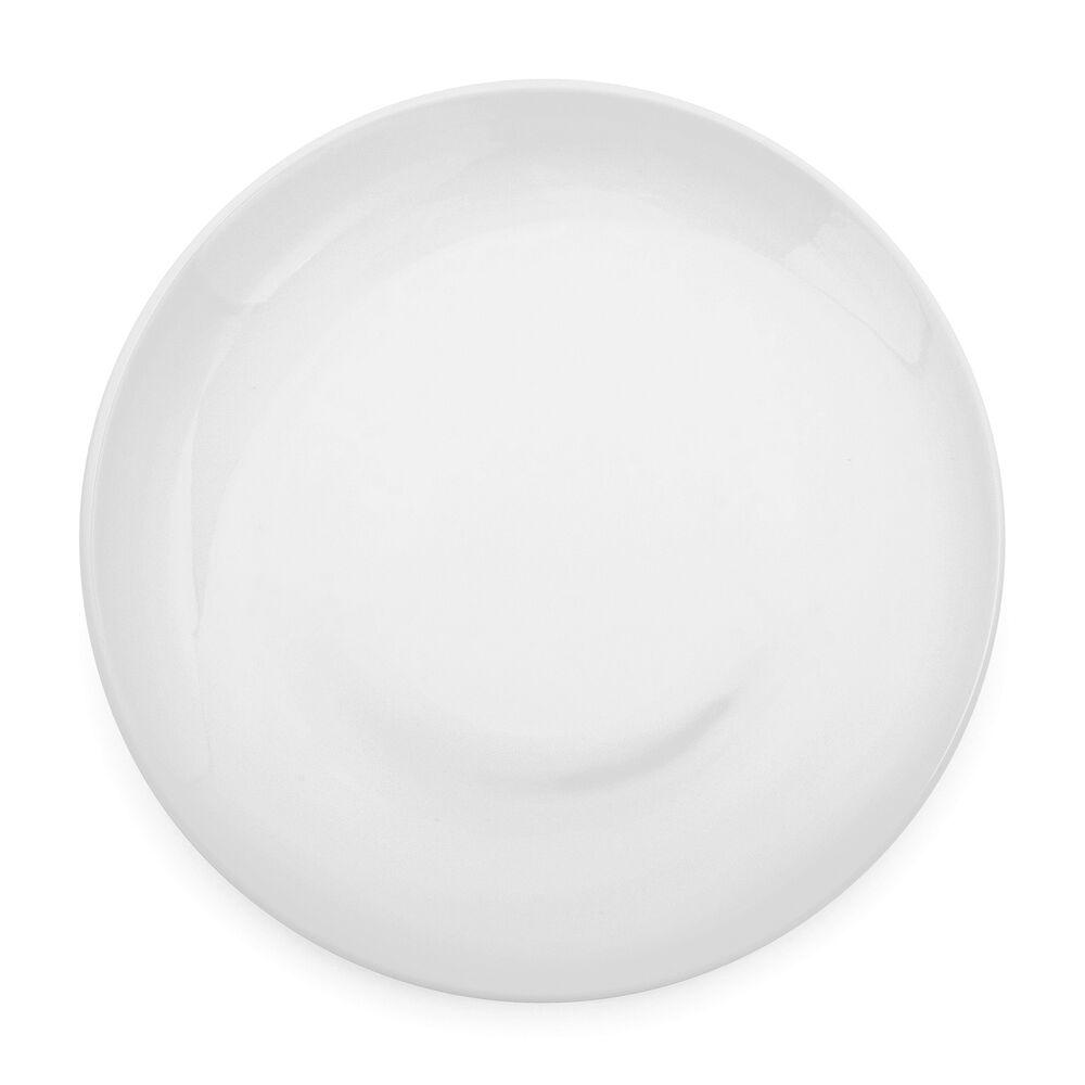 Coupe Porcelain Plates