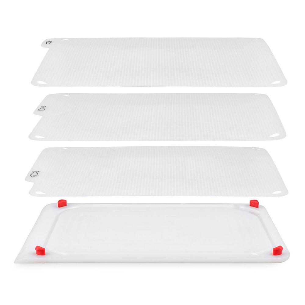 Zyliss 4-in-1 Chopping Board Set