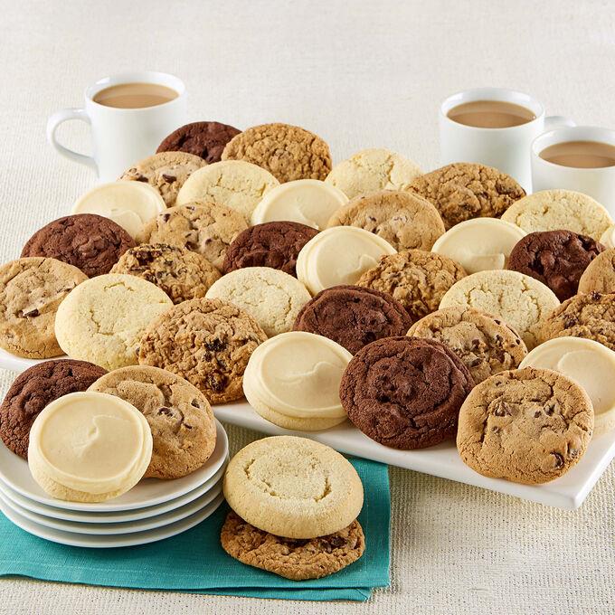 Cheryl's Classic Cookies, Set of 36